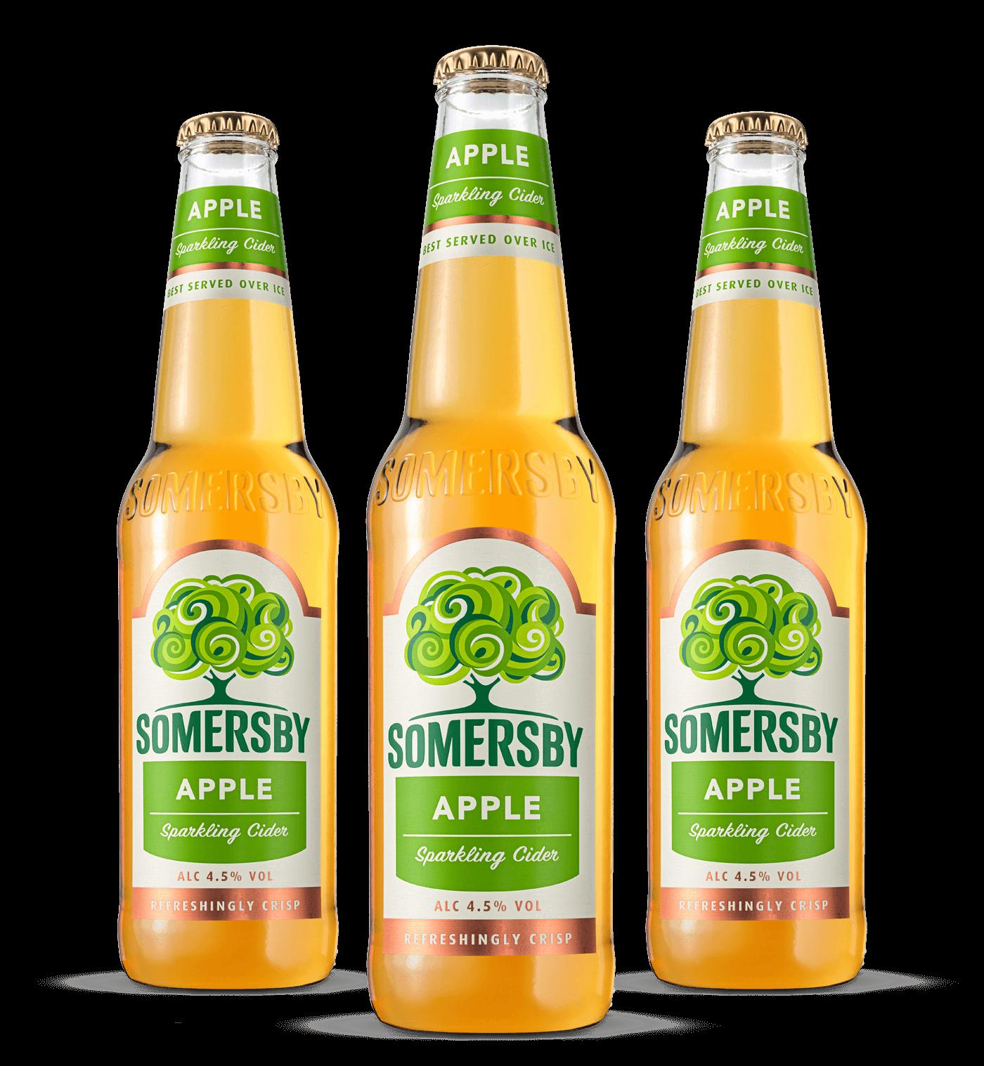 Fotorealistisches Rendern von 3 Getränke-Flaschen